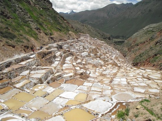 Salinas de Maras: Salineiras