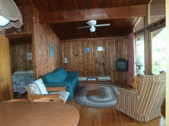 Cottage Interior Picture Of Rock Pine Resort Cottages