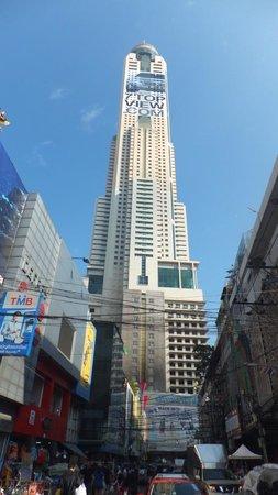 Renaissance Bangkok Ratchaprasong Hotel: baiyoke Sky Hotel