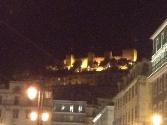 El Paraguas Amarillo De Lisboa: Castillo de San Jorge.