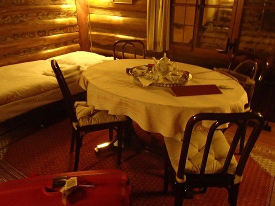Hotel U Zeleneho hroznu (Hotel At the Green Grape): Tycho Brahe suite