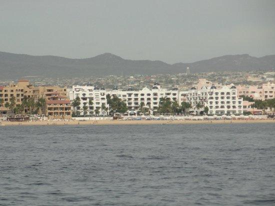 Pueblo Bonito Los Cabos : hotel vista geral do mar