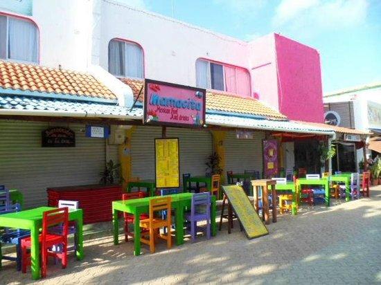 Mamacitas : Very colorful!