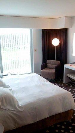 Hôtel Barrière Lille : Chambre