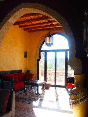 Villa Gonatouki : Onother sitting room