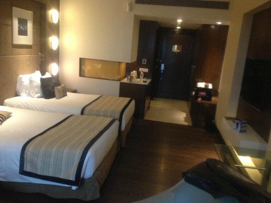 Radisson Blu Agra Taj East Gate: nice twin beds