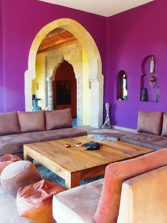 Villa Gonatouki : One of living rooms