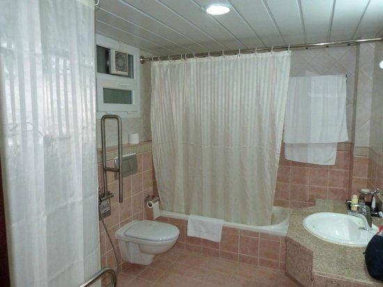 Tulip Inn Muscat: Salle de bain
