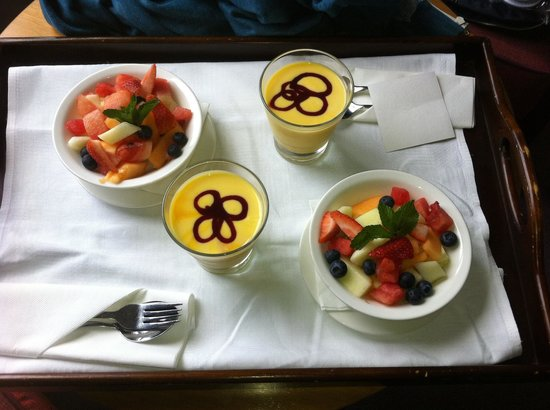 Fota Island Resort : Smoothies