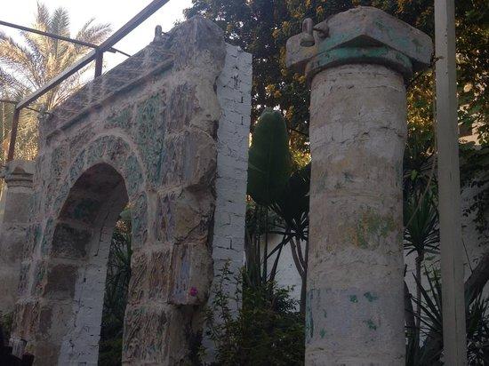 Andrea Mariouteya : Architecture