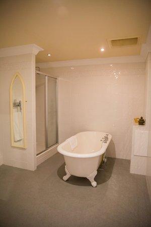 Grange Hotel: Bathroom