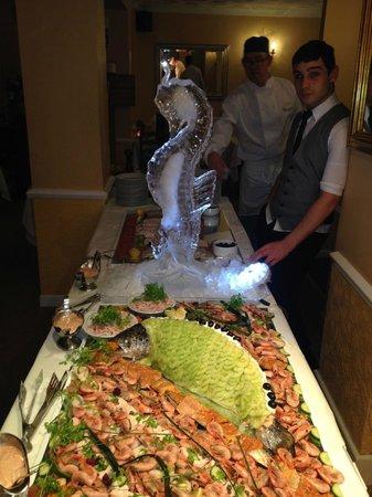 New Westcliff Hotel: Boxing Night Buffet