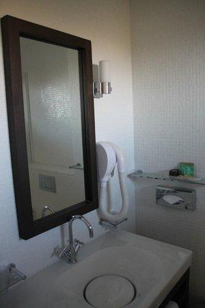 Sandton Hôtel & Residence Domaine Cocagne : salle de bains