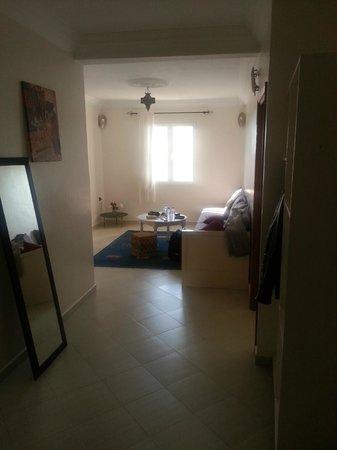 Residence Louzani: Room
