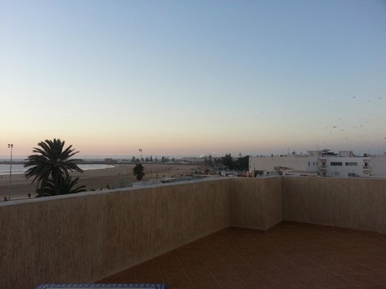 Residence Louzani: Terrace