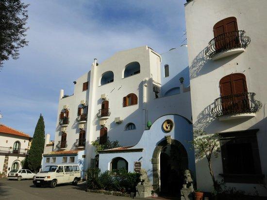 Arathena Rocks Hotel : Hotel Arathena Rocks