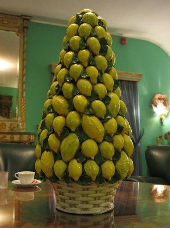 Arathena Rocks Hotel : Sizilianische Zitronen