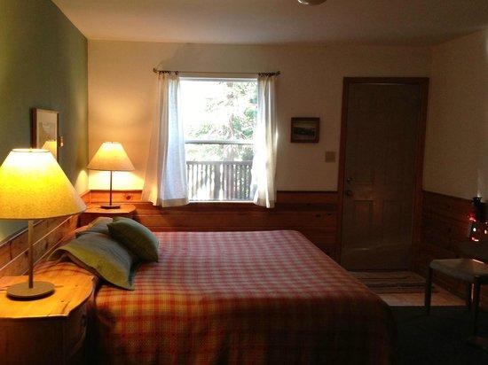 Wildyrie Lodge: Cabin #1 Bedroom