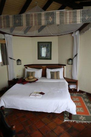 Mara Sopa Lodge: Our room