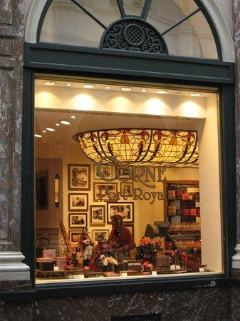 Les Galeries Royales Saint-Hubert : Galeries Saint Hubert 2