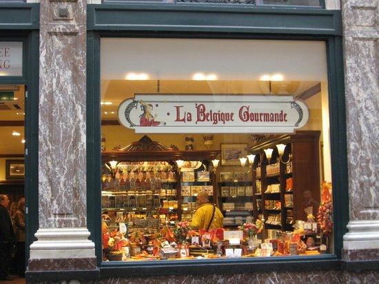 Les Galeries Royales Saint-Hubert : Galeries Saint Hubert 4