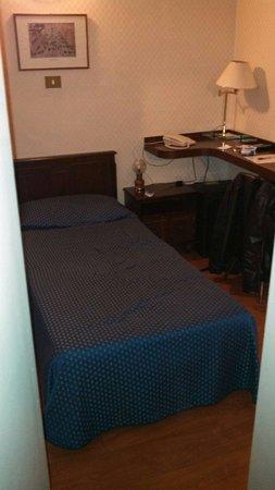 Albergo Centrale : Single room