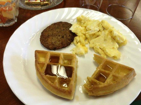 Greenwood Plantation: petit-déjeuner gastronomique!