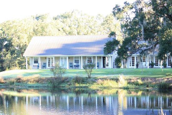 Greenwood Plantation: chambres