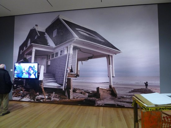 Museum of the City of New York: The Rising Waters exposition
