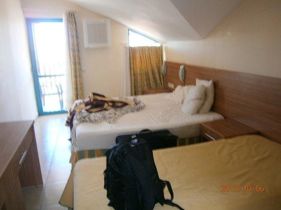 Elit Garden Hotel : Elite room 01