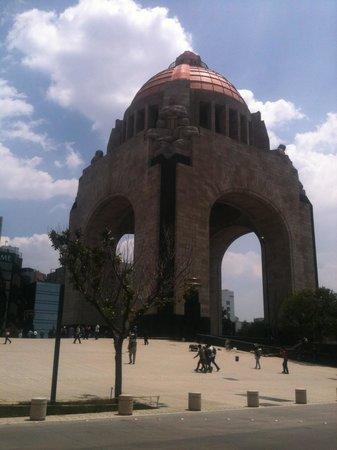 Turibus: Monumento a la Revolucion