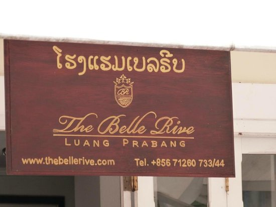 The Belle Rive Boutique Hotel : The Belle Rive Hotel