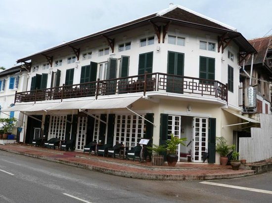 The BelleRive Boutique Hotel: The Belle Rive Hotel