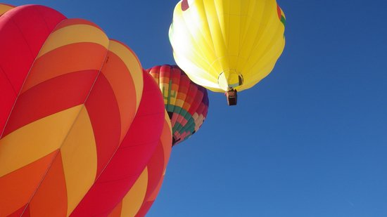 Fantasy Balloons