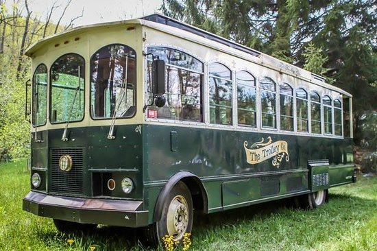The Trolley Company - Historic Hendersonville Tour