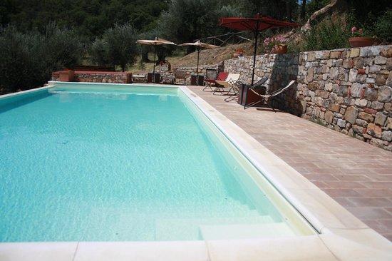 I Casali di Colle San Paolo: zwembad