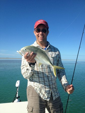 Key West Pro Guides: Fishing in the backcountry