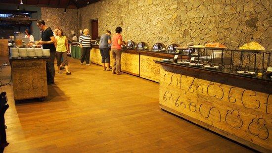 Hotel Sigiriya: Buffet Breakfast