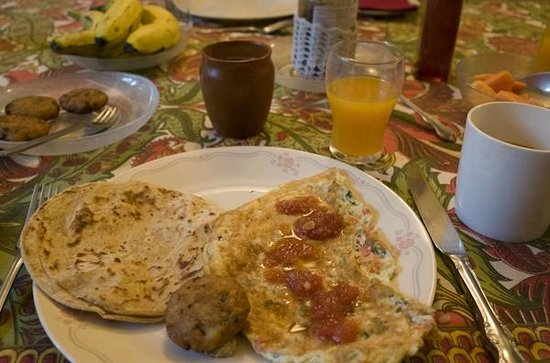 Saubhag Bed and Breakfast: Most delicious breakfast
