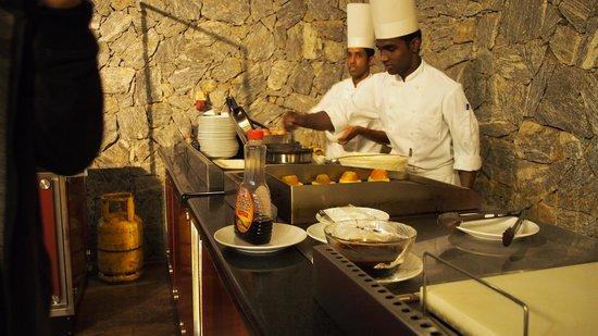 Hotel Sigiriya: Friendly staff