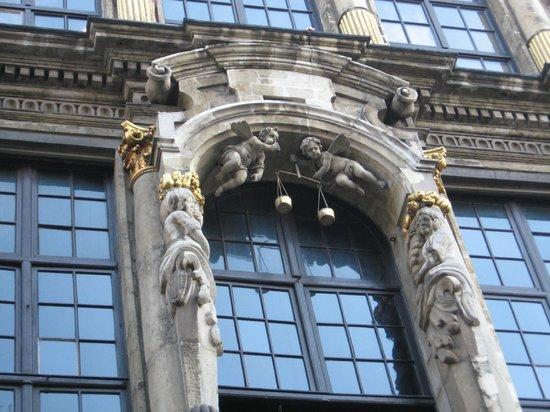 Gran Plaza: Grand-Place palazzo