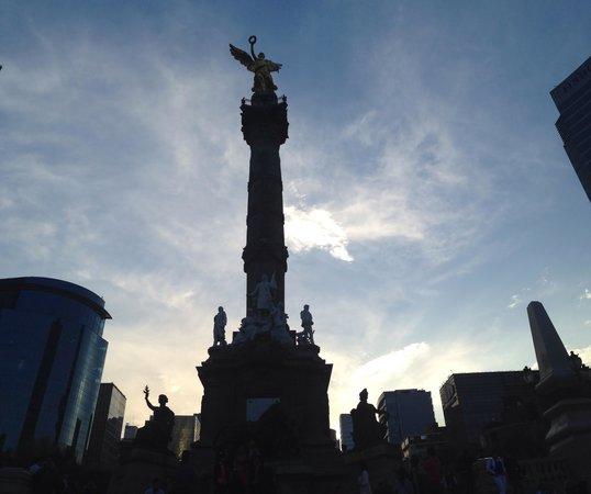 Krystal Grand Reforma Uno Mexico City : Walking distance (5 city blocks)