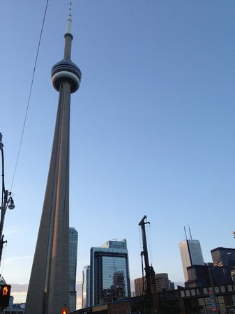 CN Tower: torre