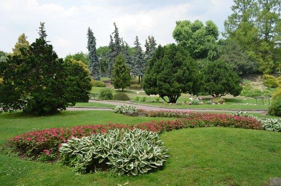 Parco del Valentino : giardino roccioso