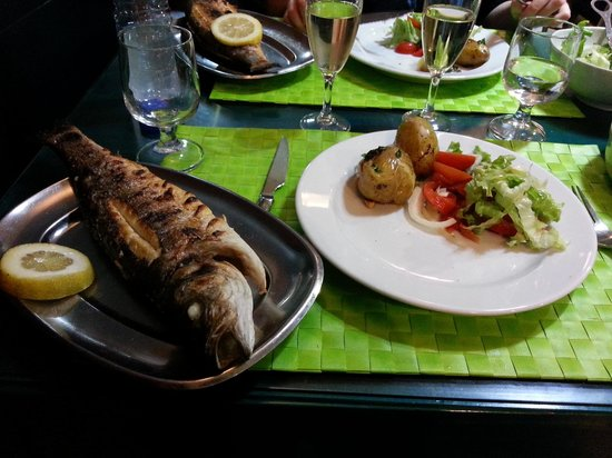 Kefish: Bar et accompagnements