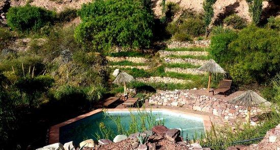 Cerro Chico: espace détente