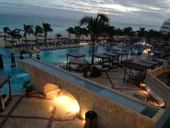 Hyatt Zilara Cancun: view from room 219