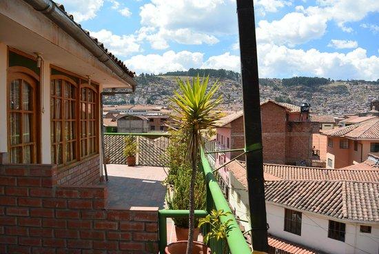 Prisma Hotel: View