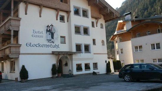"""Hotel Garni Glockenstuhl: Наш """"гарный"""" отель"""