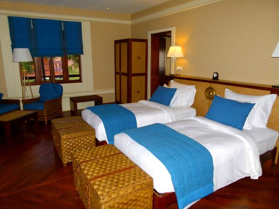 Bagan Lodge : Very nice room